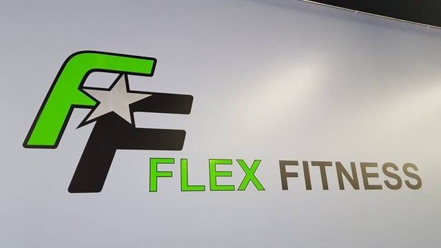 flex fitness wall
